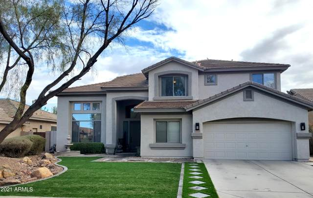 2715 S Ponderosa Drive, Gilbert, AZ 85295 (MLS #6184055) :: Howe Realty