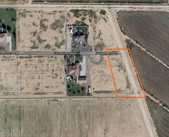 3825 E Graythorn Way, Coolidge, AZ 85128 (MLS #6184057) :: Howe Realty