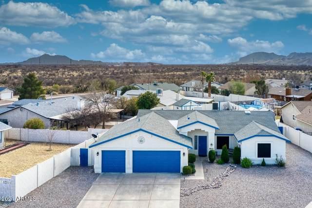 5010 Santiago Court, Sierra Vista, AZ 85635 (MLS #6184059) :: The Dobbins Team