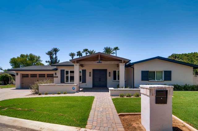 3122 N 47TH Street, Phoenix, AZ 85018 (MLS #6184060) :: Keller Williams Realty Phoenix