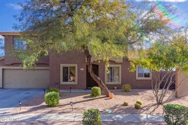 21803 N 40TH Way, Phoenix, AZ 85050 (MLS #6184063) :: neXGen Real Estate