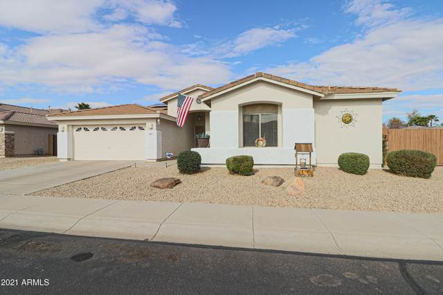 16806 W Halifax Street, Surprise, AZ 85374 (MLS #6184074) :: Sheli Stoddart Team | M.A.Z. Realty Professionals