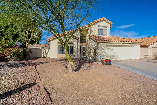 4334 E Rocky Slope Drive, Phoenix, AZ 85044 (MLS #6184098) :: Power Realty Group Model Home Center