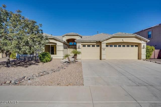 40936 W Hopper Drive, Maricopa, AZ 85138 (MLS #6184139) :: Power Realty Group Model Home Center