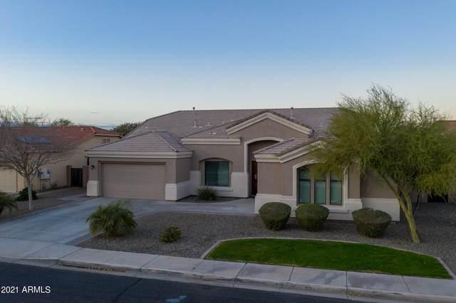 3102 E San Carlos Place, Chandler, AZ 85249 (MLS #6184152) :: Power Realty Group Model Home Center