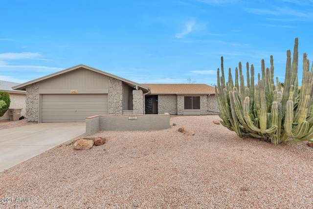 1093 Leisure World, Mesa, AZ 85206 (MLS #6184155) :: Executive Realty Advisors