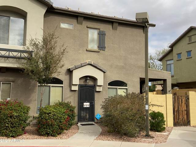 2150 E Bell Road #1121, Phoenix, AZ 85022 (MLS #6184158) :: Executive Realty Advisors
