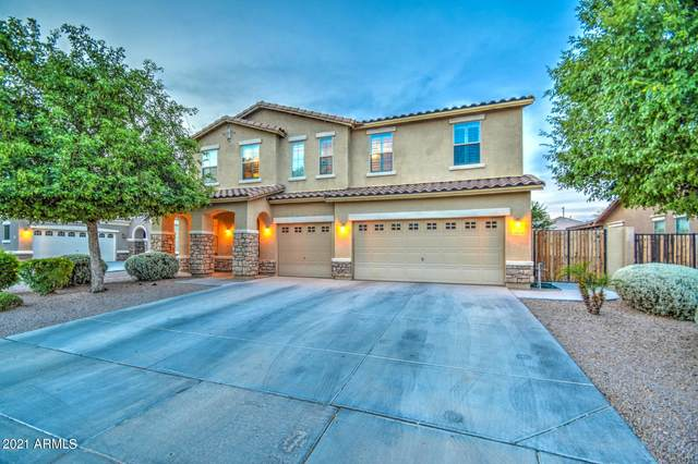 2874 E Sports Court, Gilbert, AZ 85298 (MLS #6184161) :: The Everest Team at eXp Realty