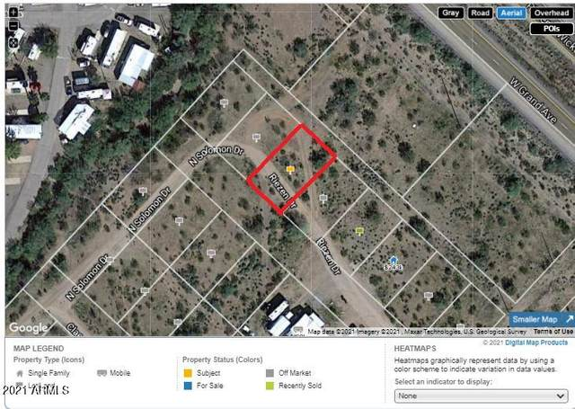 526 W Reizen Drive, Morristown, AZ 85342 (MLS #6184167) :: The Property Partners at eXp Realty