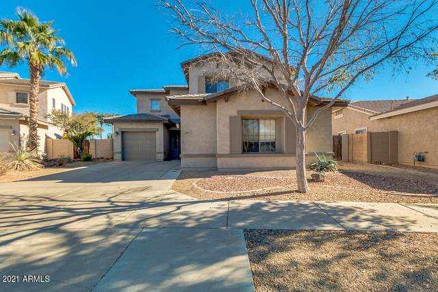 1265 S 173RD Drive, Goodyear, AZ 85338 (MLS #6184186) :: Sheli Stoddart Team | M.A.Z. Realty Professionals