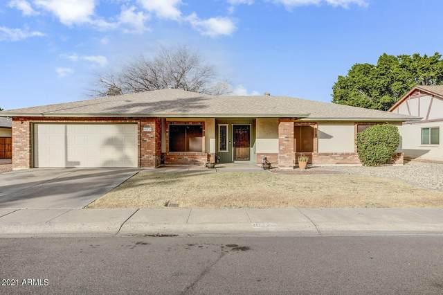10220 N 56TH Avenue, Glendale, AZ 85302 (MLS #6184208) :: Homehelper Consultants