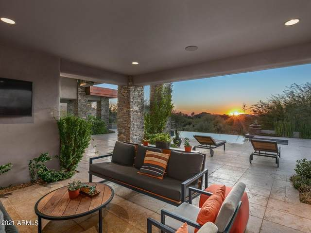 11512 E Salero Drive, Scottsdale, AZ 85262 (MLS #6184210) :: The W Group