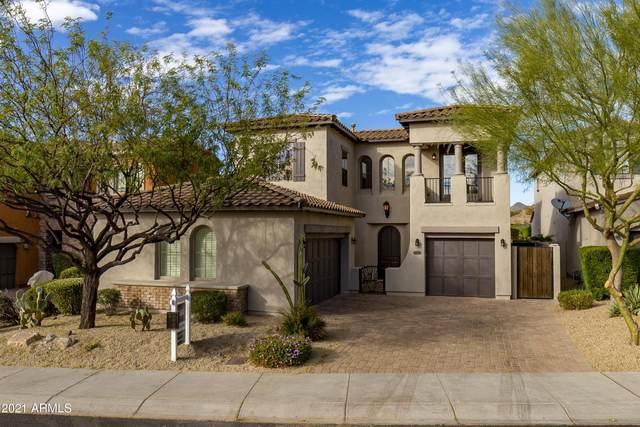 10066 E South Bend Drive, Scottsdale, AZ 85255 (MLS #6184211) :: Executive Realty Advisors