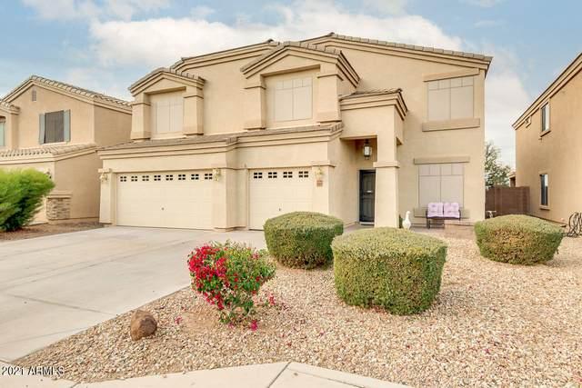 42978 W Magnolia Road, Maricopa, AZ 85138 (MLS #6184220) :: Power Realty Group Model Home Center