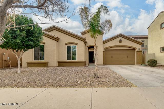 21592 S 215TH Place, Queen Creek, AZ 85142 (MLS #6184223) :: The Riddle Group