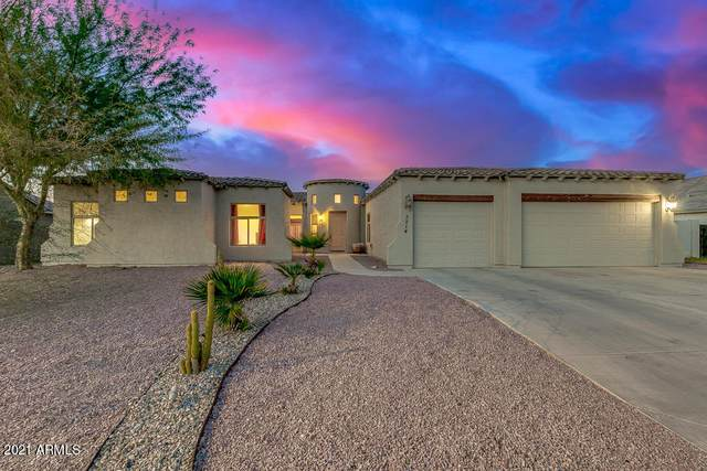 3214 W Desert Lane, Laveen, AZ 85339 (MLS #6184226) :: The Riddle Group