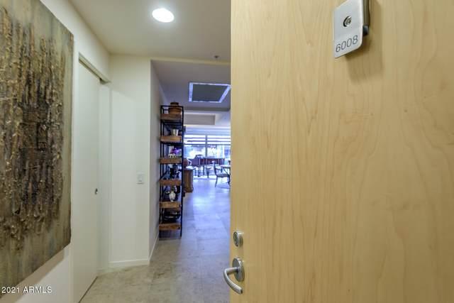 7117 E Rancho Vista Drive #6008, Scottsdale, AZ 85251 (MLS #6184227) :: Power Realty Group Model Home Center