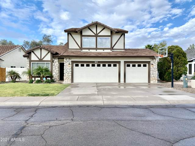 11868 N 90TH Place, Scottsdale, AZ 85260 (MLS #6184228) :: The Carin Nguyen Team