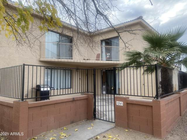 15650 N 19TH Avenue #1201, Phoenix, AZ 85023 (MLS #6184229) :: The Riddle Group