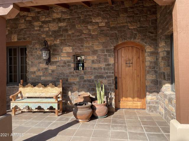 7408 E Wilderness Trail, Gold Canyon, AZ 85118 (MLS #6184232) :: The Helping Hands Team