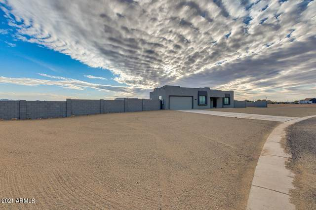 24411 W Bobwhite Way, Wittmann, AZ 85361 (MLS #6184248) :: The Riddle Group