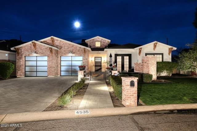 4535 N 39TH Street, Phoenix, AZ 85018 (MLS #6184255) :: Yost Realty Group at RE/MAX Casa Grande