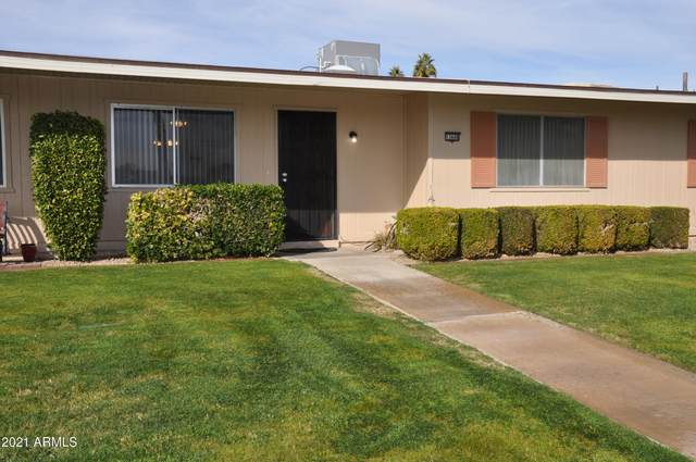 13608 N 110TH Avenue, Sun City, AZ 85351 (MLS #6184263) :: Conway Real Estate
