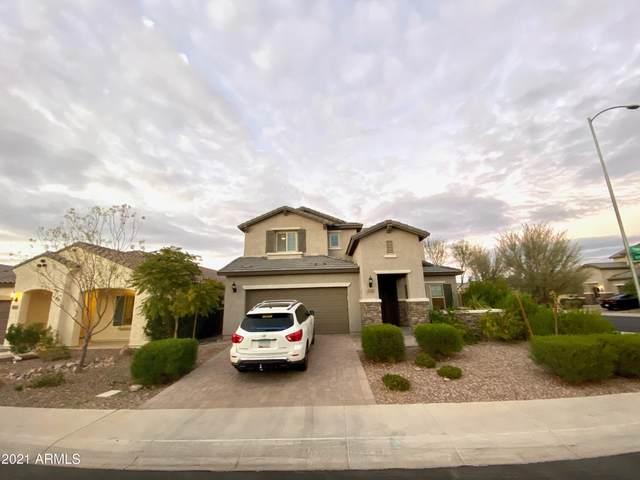 11128 E Tupelo Avenue, Mesa, AZ 85212 (MLS #6184265) :: Homehelper Consultants