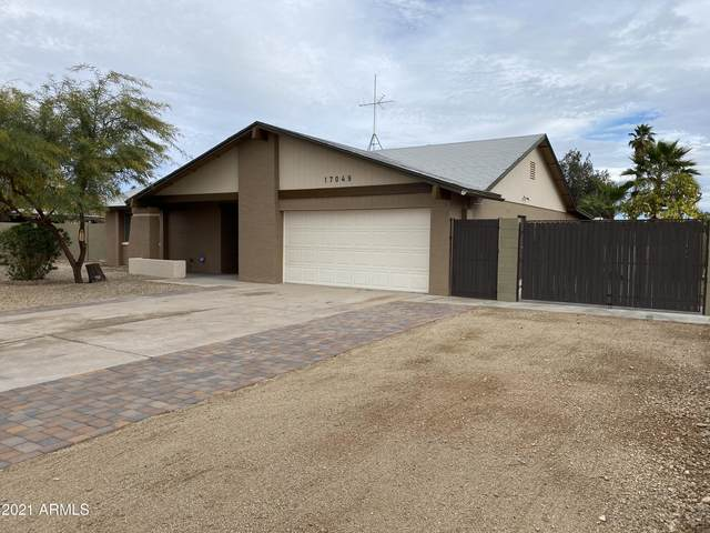 17049 N 39th Avenue, Glendale, AZ 85308 (MLS #6184274) :: Yost Realty Group at RE/MAX Casa Grande