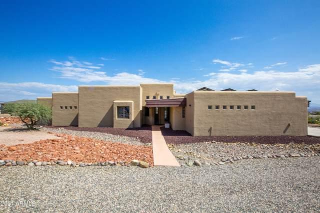 2695 S Painted Mesa Trail, Cottonwood, AZ 86326 (MLS #6184282) :: Executive Realty Advisors