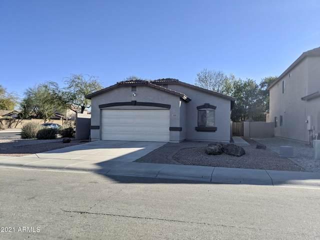 1315 E Magnum Road, San Tan Valley, AZ 85140 (MLS #6184283) :: Conway Real Estate