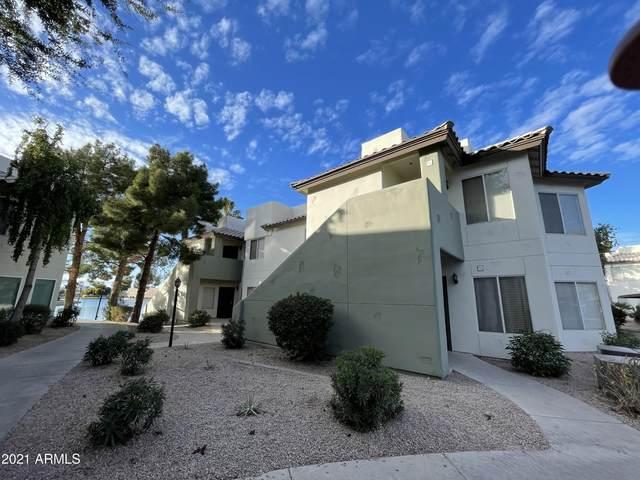 1825 W Ray Road #2117, Chandler, AZ 85224 (MLS #6184285) :: Devor Real Estate Associates