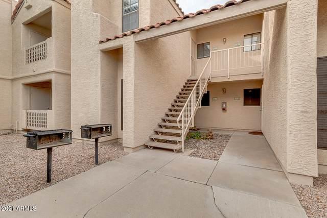 2855 S Extension Road #261, Mesa, AZ 85210 (MLS #6184289) :: Homehelper Consultants