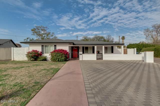 902 W Roma Avenue, Phoenix, AZ 85013 (MLS #6184290) :: Homehelper Consultants