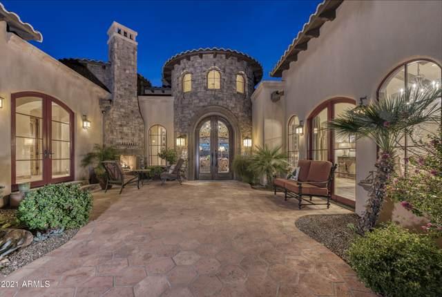 15535 E Firerock Country Club Drive, Fountain Hills, AZ 85268 (MLS #6184292) :: My Home Group