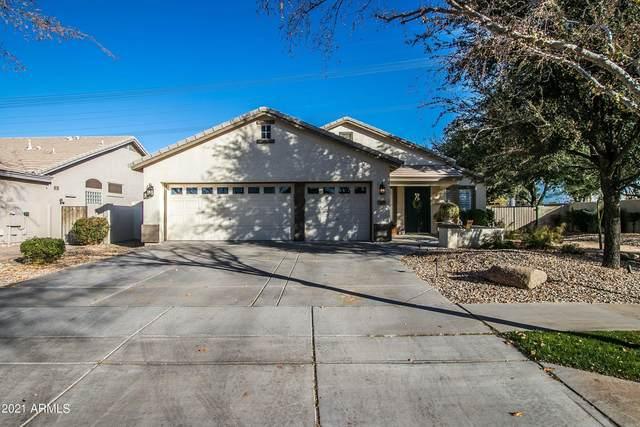 3496 E Vaughn Avenue, Gilbert, AZ 85234 (MLS #6184307) :: Homehelper Consultants