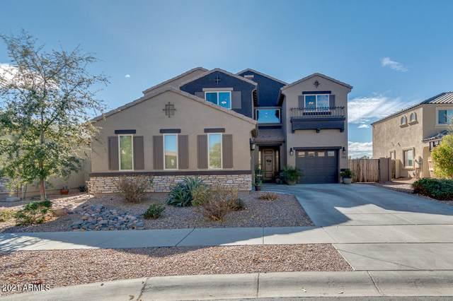 22205 E Via Del Oro, Queen Creek, AZ 85142 (MLS #6184309) :: Homehelper Consultants