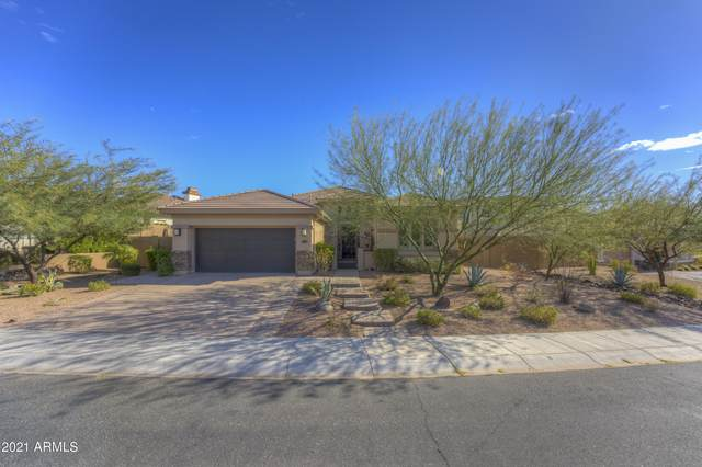 5303 E Palo Brea Lane, Cave Creek, AZ 85331 (MLS #6184311) :: The Riddle Group