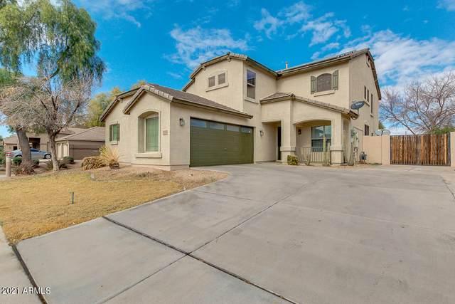 3320 E Elgin Street, Gilbert, AZ 85295 (MLS #6184319) :: Homehelper Consultants