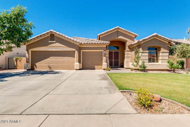 2961 E Brooks Street, Gilbert, AZ 85296 (MLS #6184328) :: Homehelper Consultants