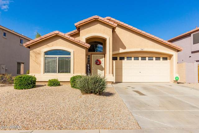 546 E Melanie Street, San Tan Valley, AZ 85140 (MLS #6184334) :: Yost Realty Group at RE/MAX Casa Grande