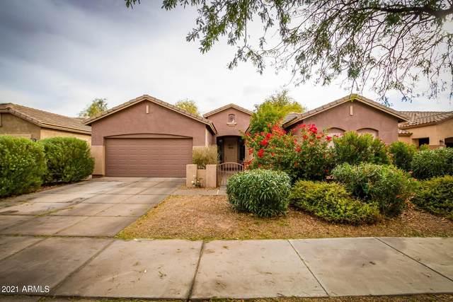20209 S 198TH Street, Queen Creek, AZ 85142 (MLS #6184346) :: Kepple Real Estate Group