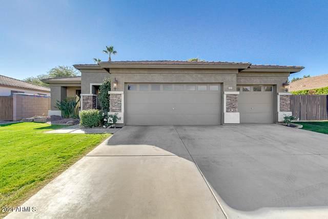 2509 E Erie Court, Gilbert, AZ 85295 (MLS #6184368) :: Kepple Real Estate Group