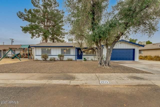 3925 W Myrtle Avenue, Phoenix, AZ 85051 (MLS #6184369) :: The Laughton Team