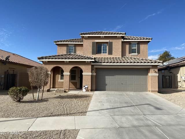 2654 S 171ST Lane, Goodyear, AZ 85338 (MLS #6184404) :: Kepple Real Estate Group