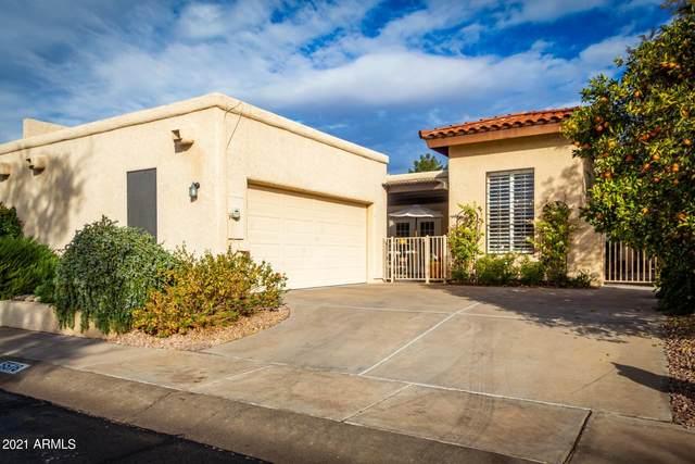 5518 E Shaw Butte Drive, Scottsdale, AZ 85254 (MLS #6184415) :: The Carin Nguyen Team