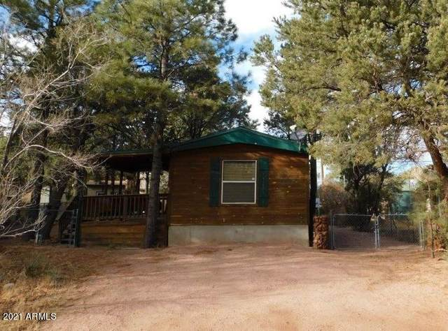3364 Little Pine Drive, Overgaard, AZ 85933 (MLS #6184417) :: Executive Realty Advisors