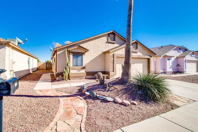 8573 N 110TH Avenue, Peoria, AZ 85345 (MLS #6184418) :: The Riddle Group