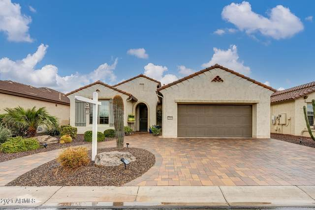 3719 N 163RD Drive, Goodyear, AZ 85395 (MLS #6184423) :: The Everest Team at eXp Realty
