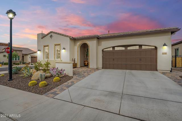 138 E Citron Court, Queen Creek, AZ 85140 (MLS #6184424) :: Yost Realty Group at RE/MAX Casa Grande